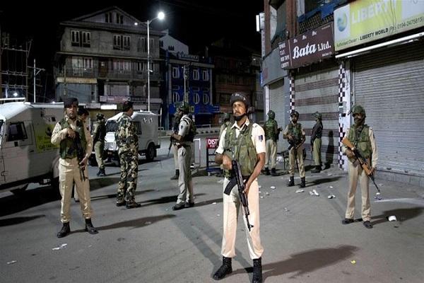 Cachemira: las autoridades indias dicen que no a las manifestaciones musulmanas, pero permiten la peregrinación hindú