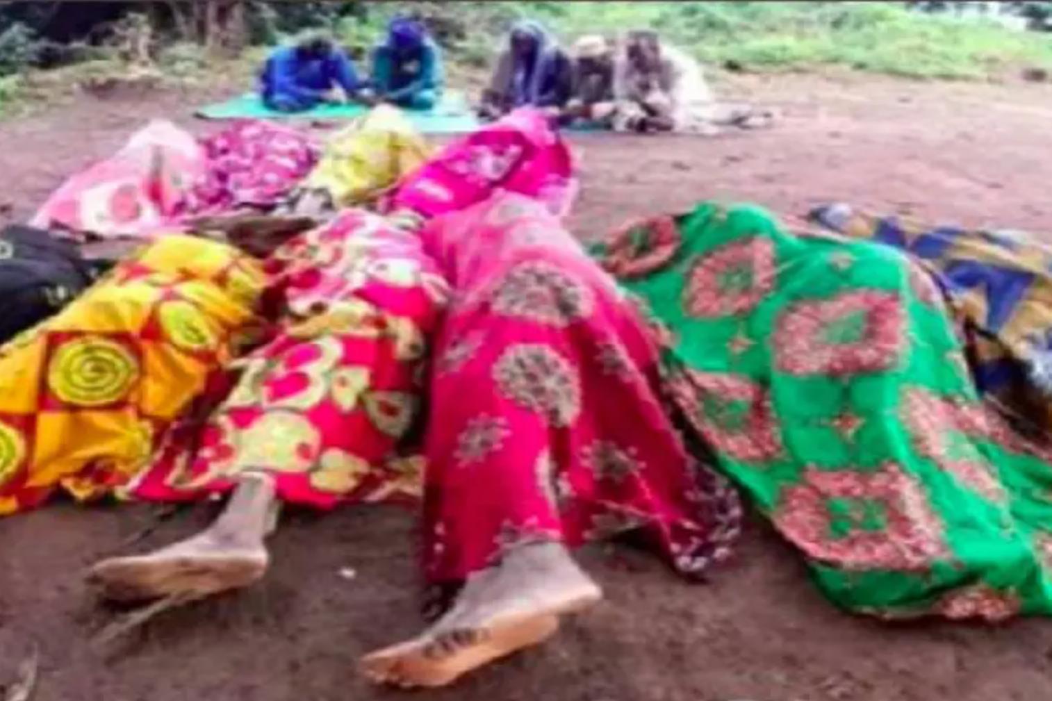 Decenas de mujeres y niños musulmanes masacrados en la República Centroafricana