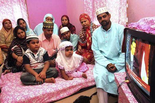 India prohíbe un programa de televisión considerado anti-musulmán