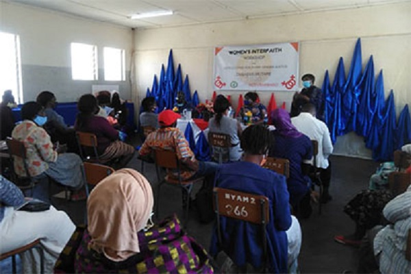 Encuentro de mujeres musulmanas y cristianas en Zimbabwe