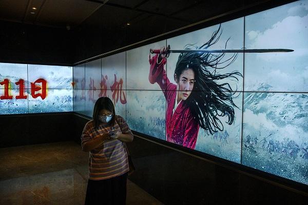 Xinjiang: la controversia sobre la nueva película de Disney