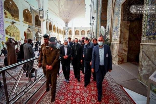 Irak: delegación del Vaticano visita la oficina del ayatolá Sistani