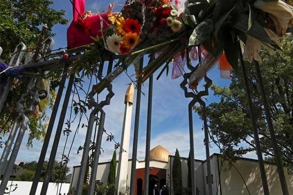 Ceremonia en memoria de las víctimas del ataque a las mezquitas de Nueva Zelanda