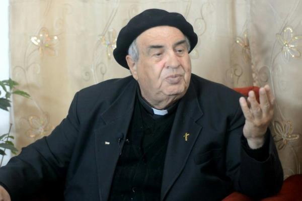 Sacerdote cristiano pide apoyo para la mezquita de Al-Aqsa