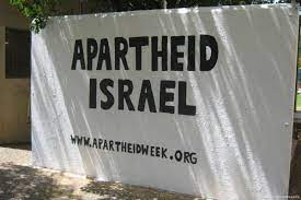 2/3 de los académicos estadounidenses en Medio Oriente dicen que Israel practica un régimen de apartheid