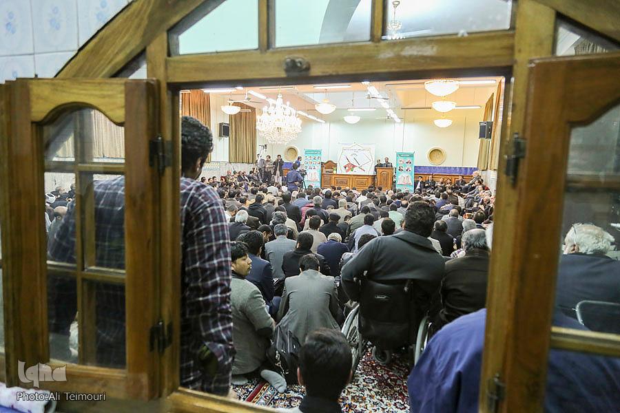 نخستین همایش تقدیر از اساتید قرآن دهه 60 مشهد برگزار شد