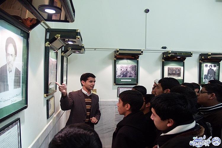 موزه شهید مدرس نمایشگر بخشی از هویت تاریخی کاشمر