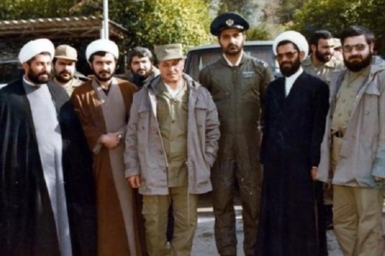 تصاویر کمتر دیده شده از حضور مرحوم آیتالله هاشمی رفسنجانی در جبهه