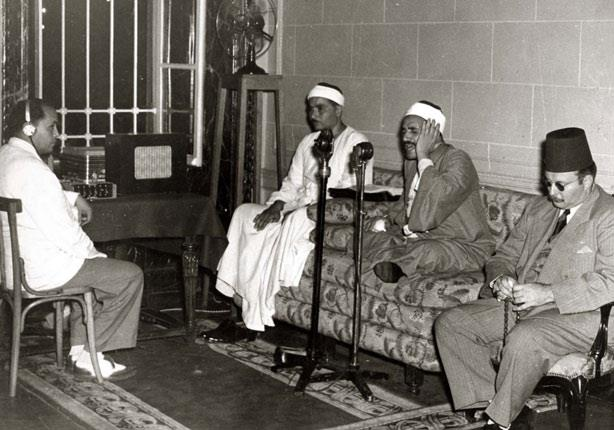 اکبرالقراء مصر و تلاوتی که تمام صندلیهای خالی سالن را پر کرد