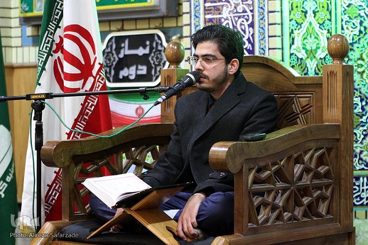 مسجد کرامت میزبان جوانان قرآنی و انقلابی شد