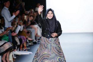 انگلیسی/ درخشش مجموعه حجاب در هفته مد نیویورک + عکس
