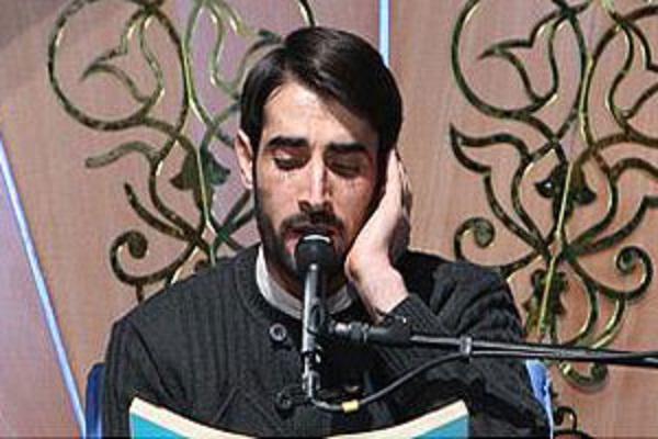 تلاوت قاری بینالمللی قرآن در کرسیهای تلاوت و تفسیر گلستان