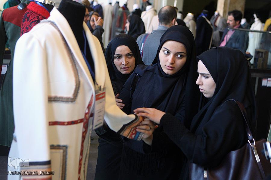 ششمین گام جشنوارهای که با خطوط قرمز بازی کرد؛ مد و لباس در مسیر اسلامی شدن