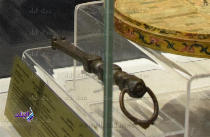 قرآن کوفی و کلید کعبه در موزه مصر + عکس