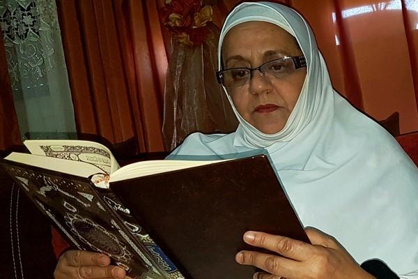 بازیگر صاحبنام الجزایری از حجاب میگوید + عکس