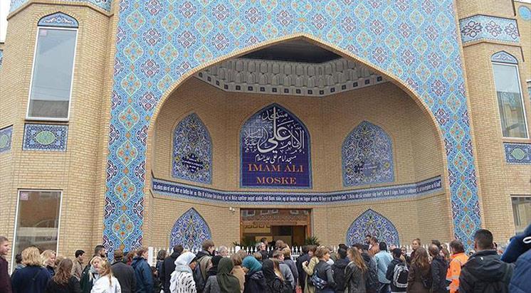 دارالقرآن مسجد امام علی(ع) دانمارک افتتاح شد