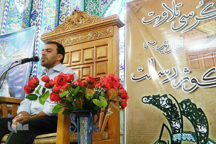 معلمی از جنس قرآن که آموزشهای تخصصی را به کلاس درس میآورد + عکس