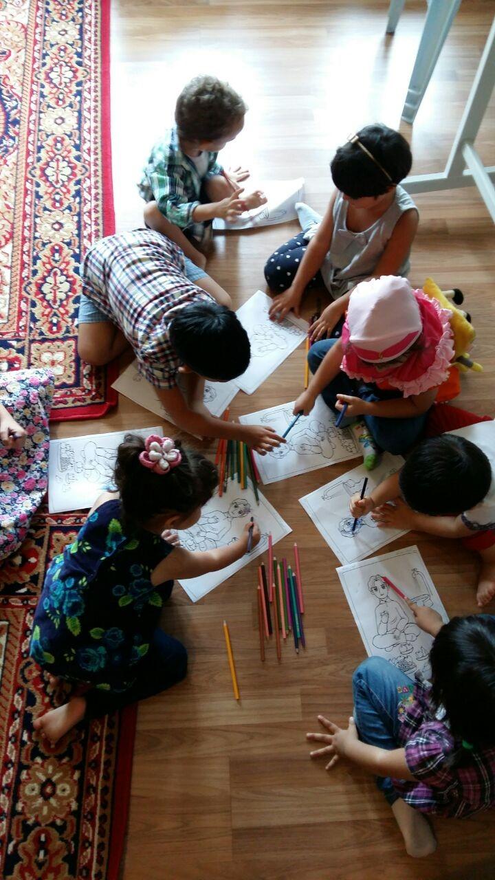 ترم اول کلاس قرآن شکوفههای الهدی در مالزی
