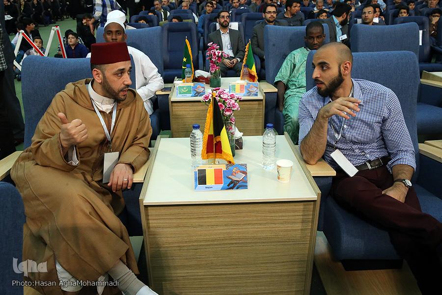 گزارش ایکنا از نخستین روز مسابقات بینالمللی a href='http://zekr.tebyan.net'قرآن/a