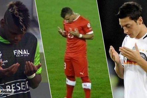 روزهداری بازیکنان مسلمان و یورو 2016