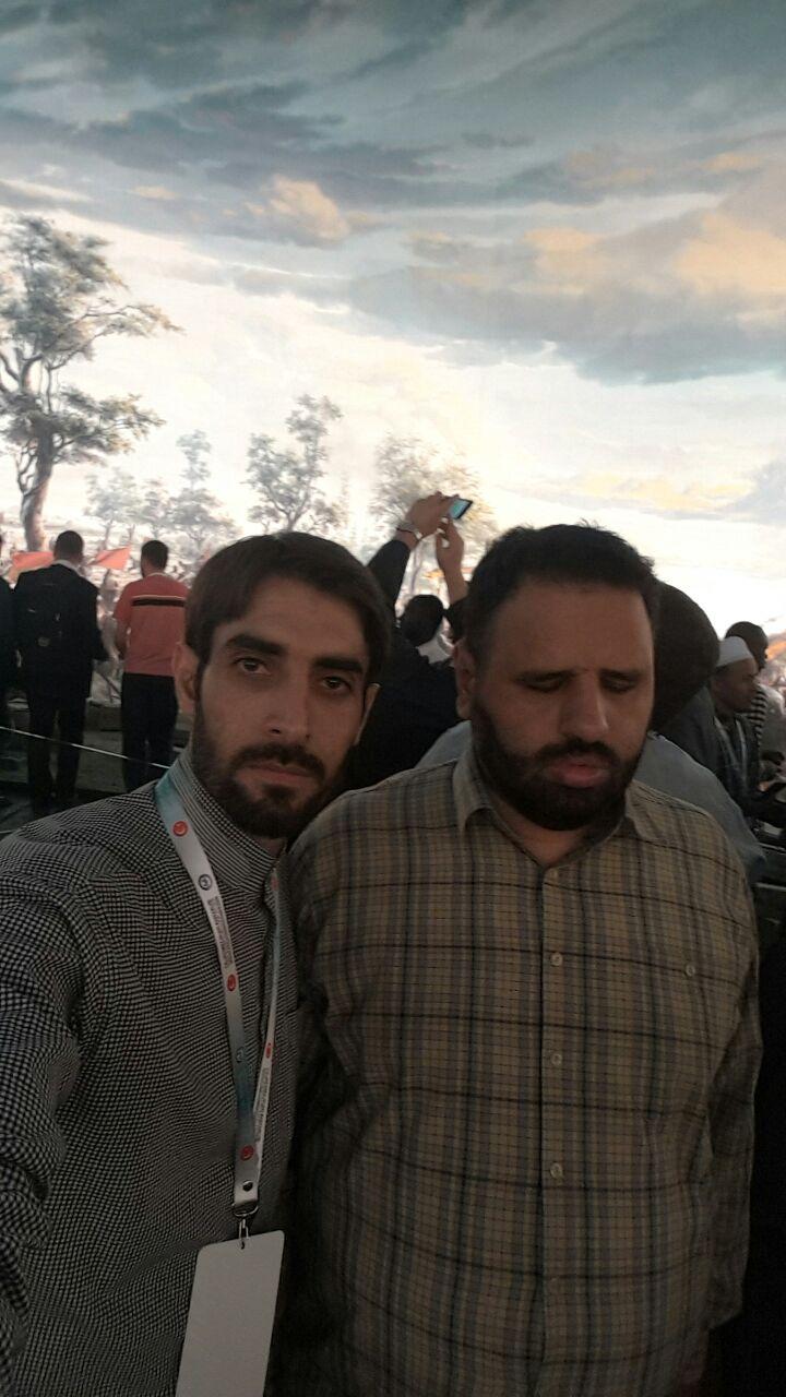 تصاویری از نمایندگان ایران در مسابقات قرآن ترکیه