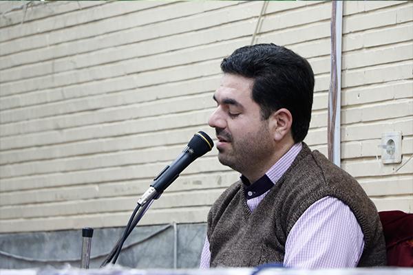 جدیدترین تلاوت حمیدرضا احمدی وفا+دانلود