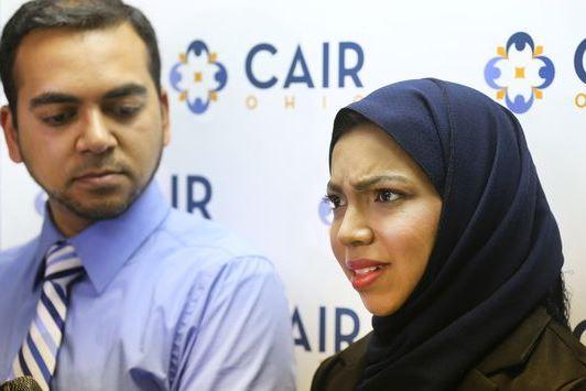 اخراج از هواپیمای آمریکایی بهخاطر ذکر «الله» گفتن