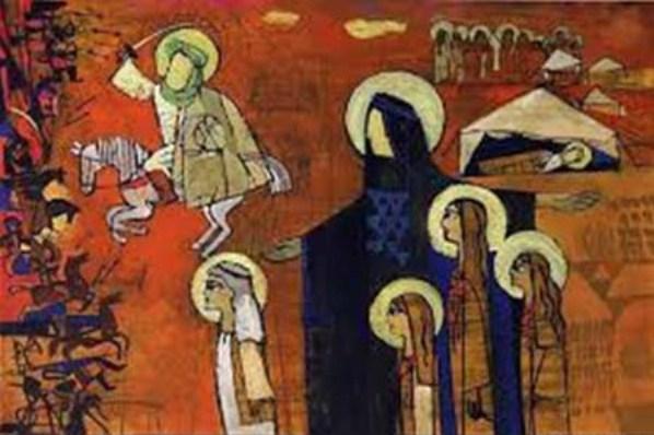 اغراق در پرداختن به جزئیات، تصویرگری دینی و قرآنی را به بیراهه کشانده است