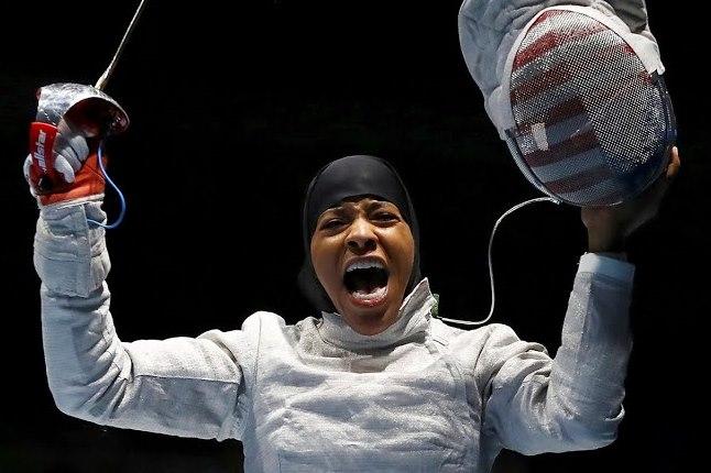 نمایش قدرت اسلام در المپیک ریو + عکس