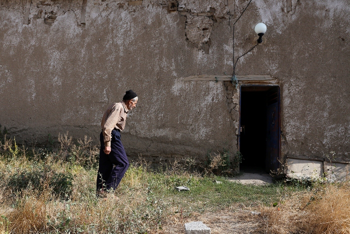 وقتی «فقر» در پشتی مسجد را میزند/ مسجدی با یک نمازگذار