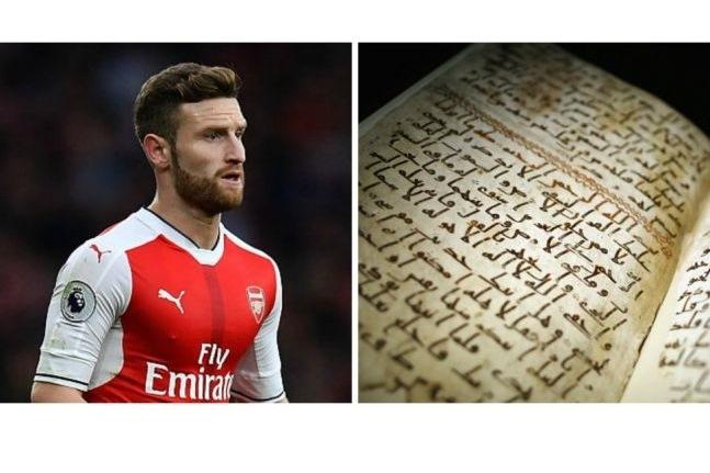 انگلیسی/ فوتبالیست آلمانی خواندن قرآن و نماز را عامل موفقیت خود میداند