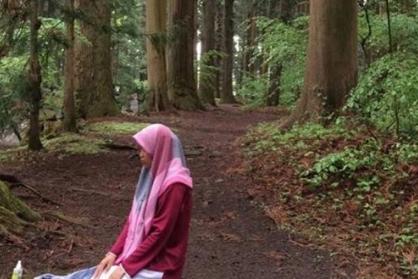 فراخوان اینستاگرامی «جایی که نماز میخوانید» + عکس