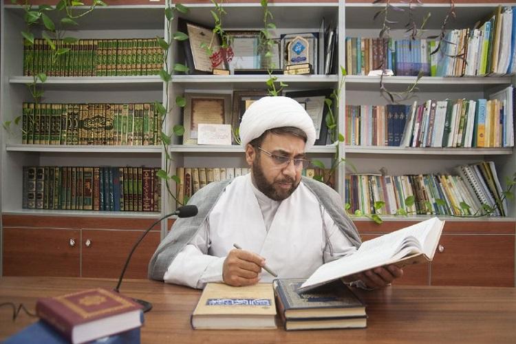مهدی غلامعلی، استادیار دانشگاه قرآن و حدیث
