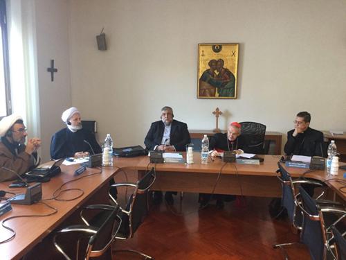 دهمین دور گفتوگوی دینی ایران و واتیكان آغاز شد + عکس
