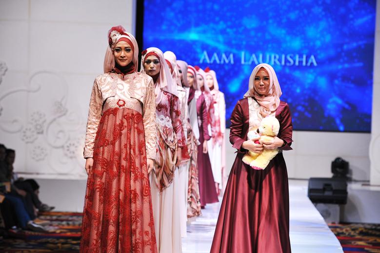نمایشگاه مد و لباس اسلامی در «ردموند» آمریکا
