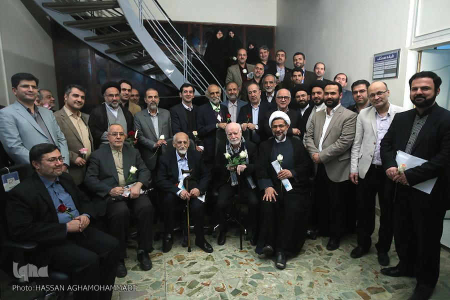 دیدار نوروزی جامعه قرآنی در ایکنا