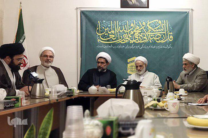 دیدار قرآنیان با حجت الاسلام قرائتی ایکنا