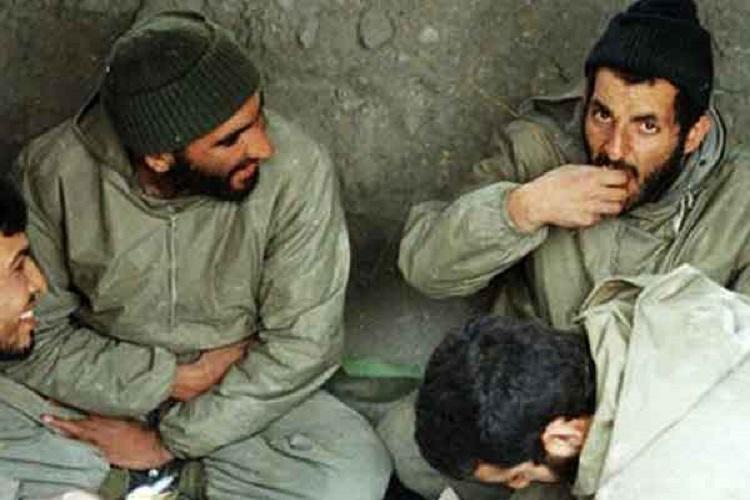 روایتی از زندگی شهید احمد کاظمی