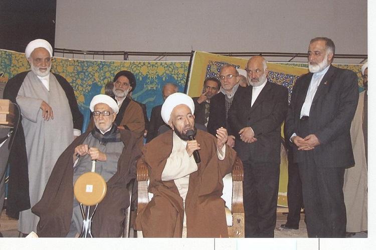 روایتی از زندگی حجتالاسلام مظاهری