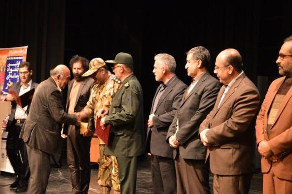 گزارش تصویری اختتامیه جشنواره رسانهای «ابوذر» در لرستان