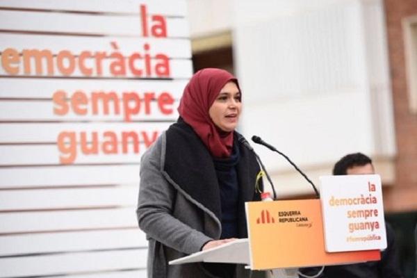 سومین نماینده مسلمان به پارلمان کاتالونیا راه یافت