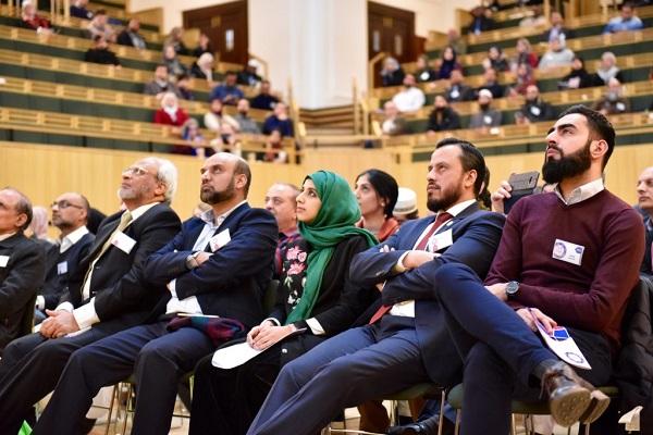 گردهمایی رهبران مسلمان انگلیس در همایش ملی مساجد /آماده