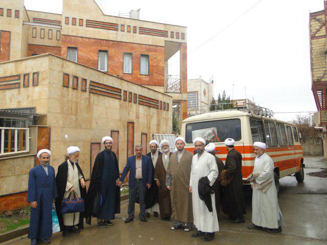 اعزام ۸۰ مبلّغ دینی ویژه ایام فاطمیه به کوهدشت و رومشکان + عکس
