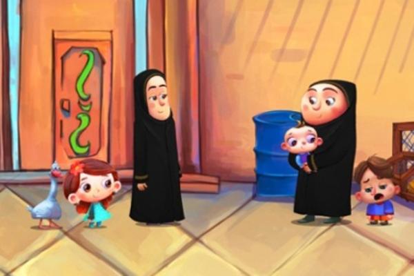 نماهنگ انیمیشن «مادر خوبیها» در فضای مجازی منتشر شد