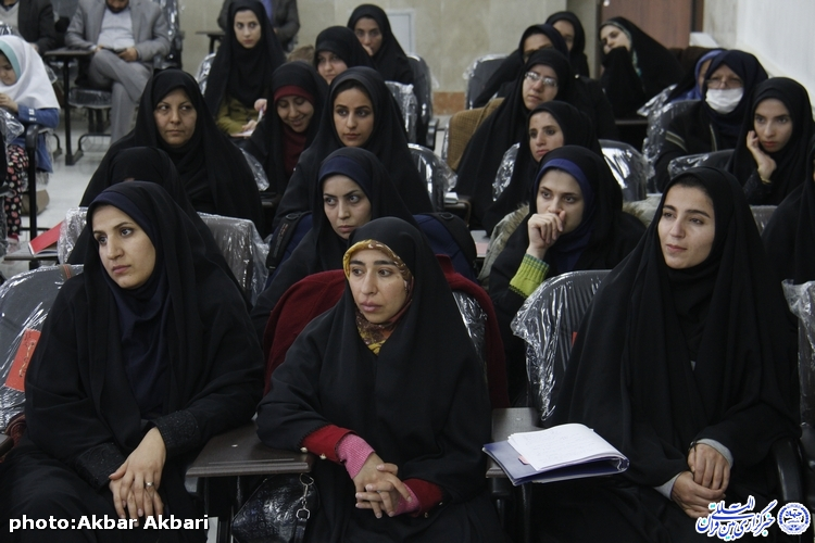 گزارش تصويري/دوره تربيت مربي تخصصي قرآن کودکان در چهارمحال و بختياري