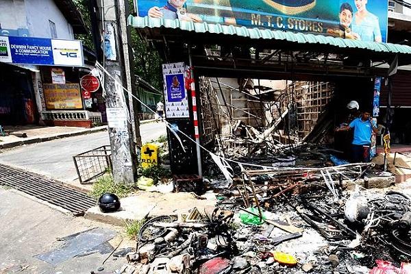 تعهد سریلانکا به جبران خسارتهای مسلمانان