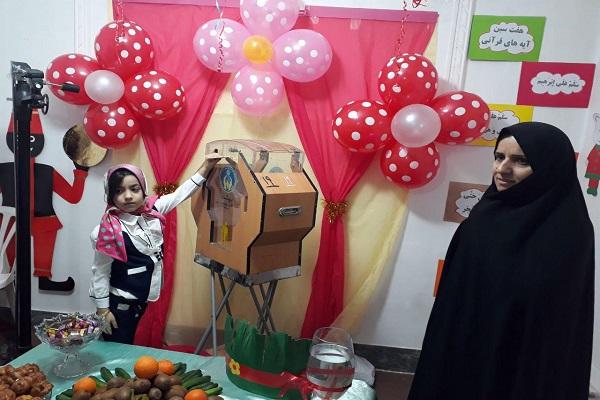 در آستانه سال نو صورت گرفت: حمایت قرآنآموزان موسسه بقیهالله (عج) از کودکان نیازمند