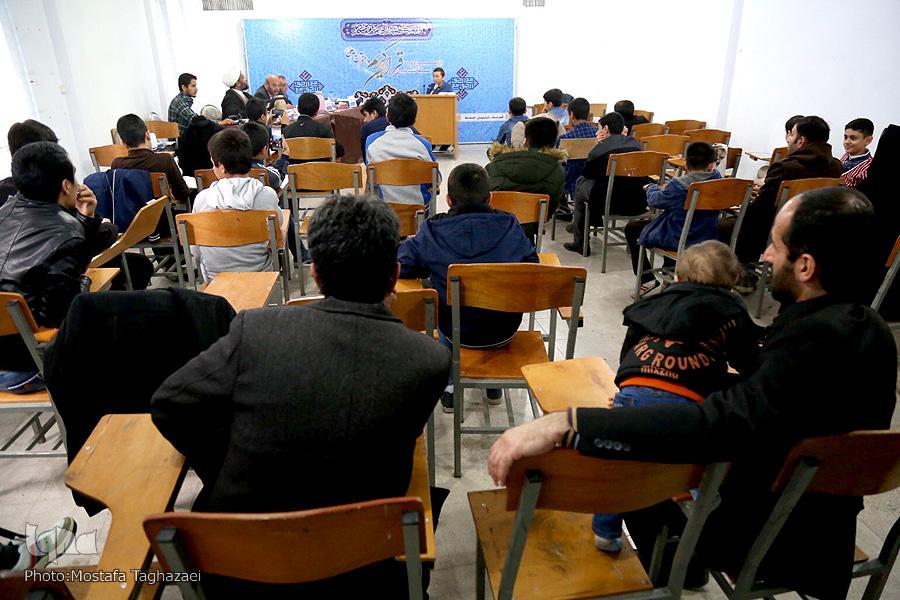 اسامی راه یافتگان به مرحله نهایی مسابقات دارالقرآن امام علی(ع)