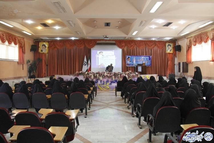 گزارش تصویری/نشست های تخصصی انقلاب ی، توسعه فرهنگی، امنیت و در شهرکرد