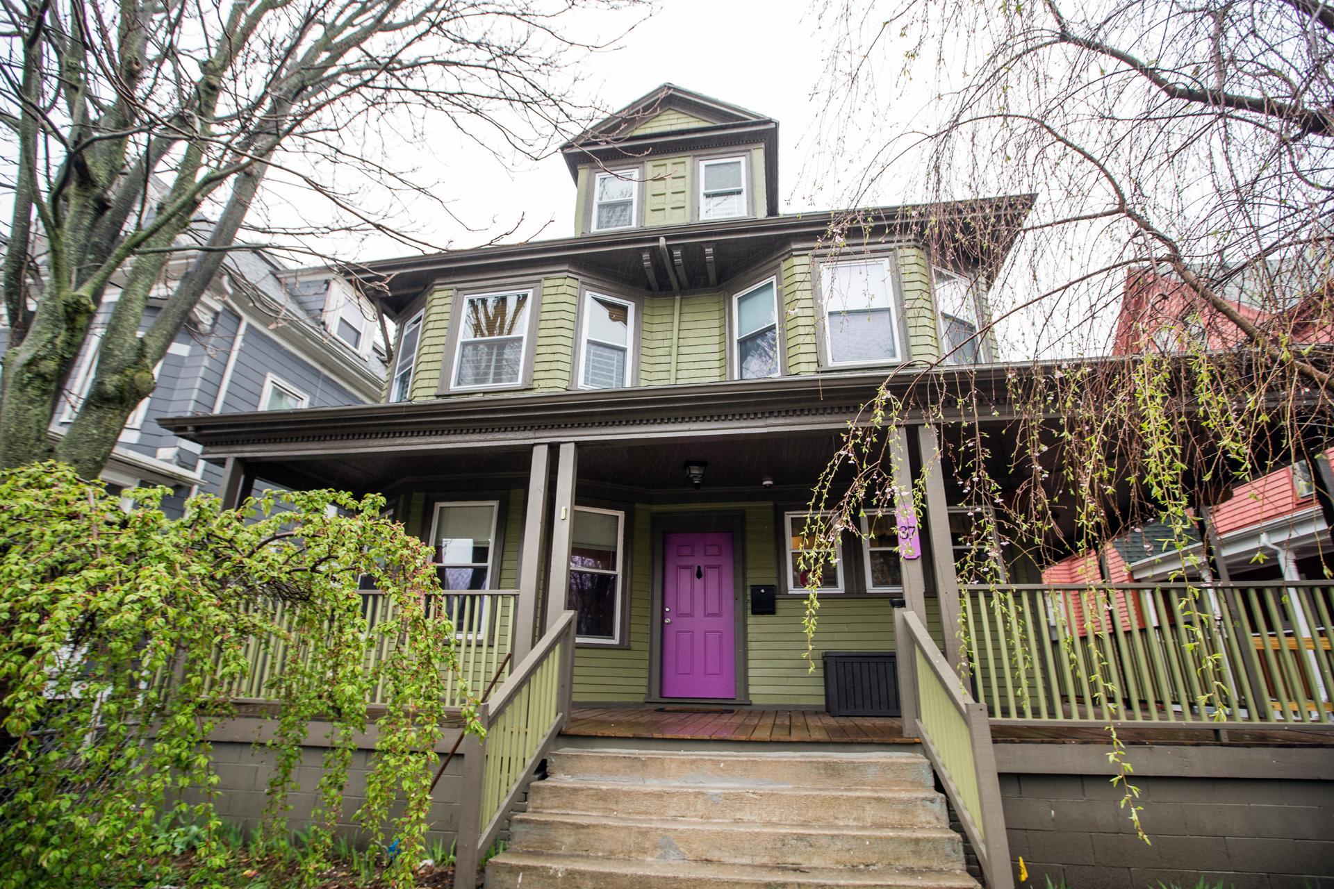 افتتاح خانه زنان مسلمان بی سرپرست در «بوستون» آمریکا